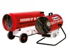 Sıcak hava cihazları LPG yakıtlı