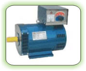Electric motors with power rate less than 1 kW