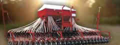 Pnömatik Hububat Ekim  Makinası, 6000 D, Farklı