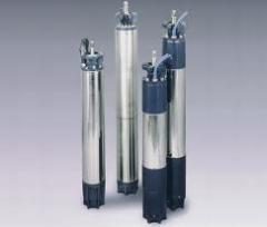 Dalgıç motorları