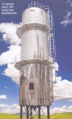 Çeltik ve mısır kurutma sistemleri