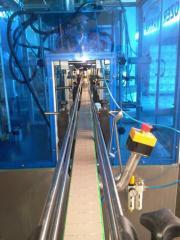 Dolum hattı makinesi