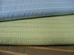 Telas de lienzo abarquillado de algodón