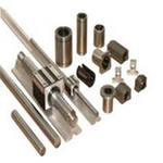 Lineer rulmanlar ve hassas çelik miller