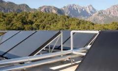 Solartek güneş kollektörleri