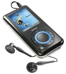 MP3 ve WMA çalma.