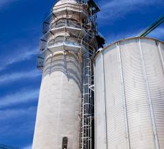 Kule tipi tahıl kurutucu