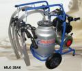 Seyyar Tip Süt Sağma Makinası Üretimi ve Uygulamaları