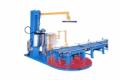 ÇB-1821ACP Otomatik streç sarma makinası+üst baskı mekanizmalı