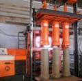 Üçlü beton boru makinaları Ø300mm-Ø1200mm