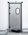 Tek kanatlı servis kapısı