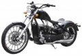 Motorsiklet DD 350 E-2 Bobber