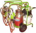Çift sağimli yağli paslanmaz güğümlü süt makinasi