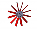 Teco Dryer Fan Pervaneleri