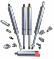 Stainless Steel Gas Springs