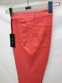 Bayan Moda Kanvas Pantolon Yüksek Bel
