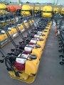 Plate Compactors/Kompaktör Makinası