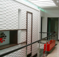 3D panneaux muraux Fireproof - VD108