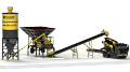 Concrete Plant | Compact Concrete Mixing Equipment