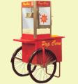 Arabalı pop corn makinesi