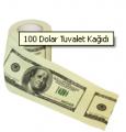 100 Dolar Tuvalet Kağıdı