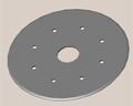Flat diskler