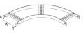 Kablo merdiveni dönüş elemanı
