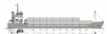 4.200 DWT Multi Purpose Container Vessel NB 004 - Yalova