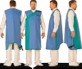 X-ray protective aprons