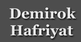 Demirok, şti., Konya