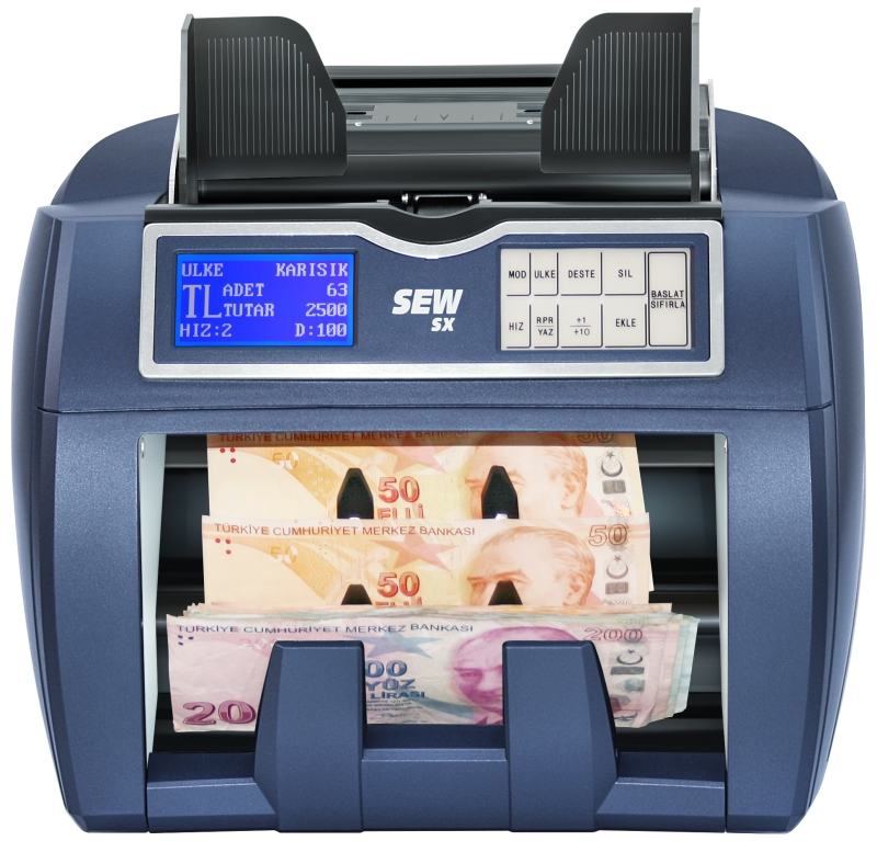 Antalya Para Sayma Makinesi Şti., Antalya