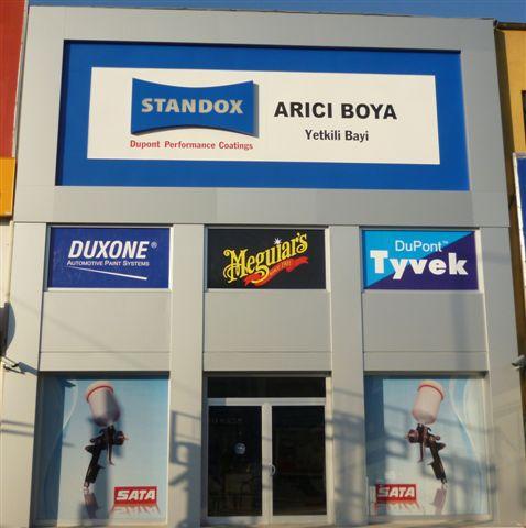 ARICI BOYA, Ankara