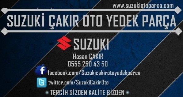 Suzuki Çakır Oto Yedek Parça, İstanbul