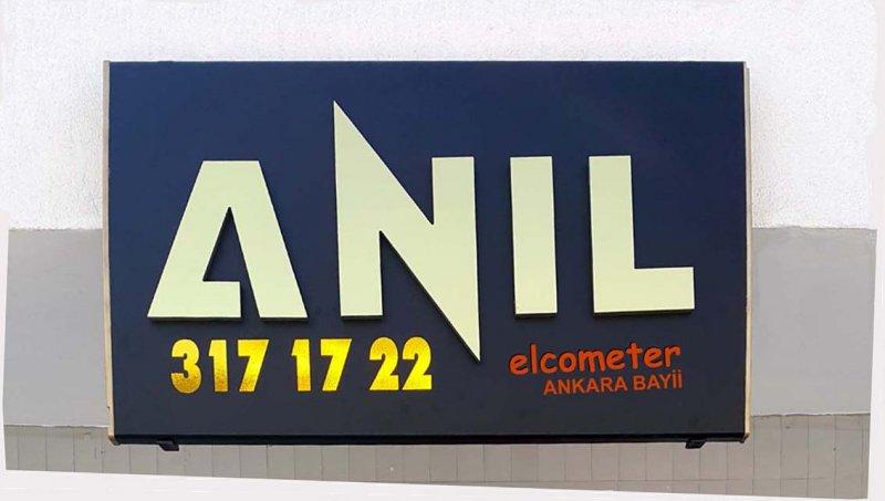 Anil Reklamcilik Otomoti̇v Tur Ti̇c Gid Paz Ltd Şti̇, Ankara