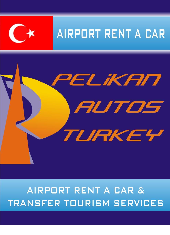 Pelikan Autos Airport Rent A Car, Şti., İzmir