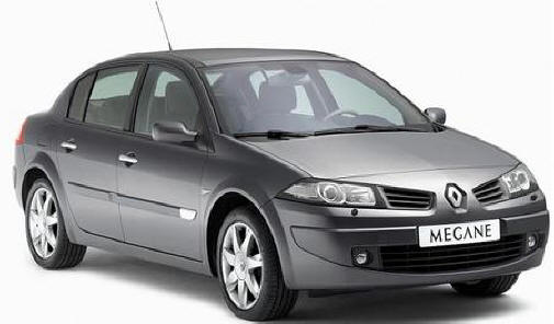 Sipariş Marka: Renault Megan II