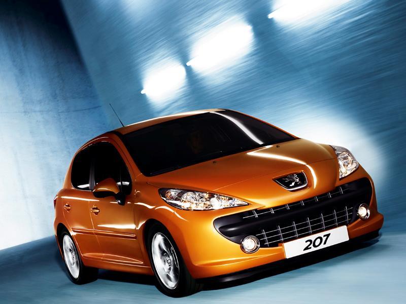 Sipariş Marka: Peugeot 207