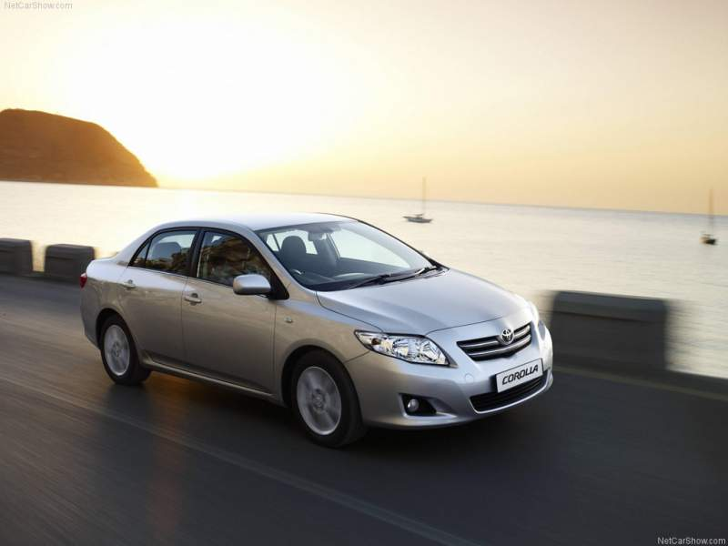 Sipariş Marka: Toyota Corolla 1.4
