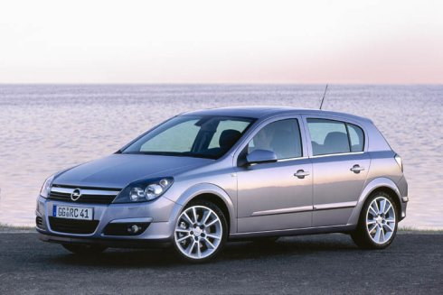 Sipariş Marka: Opel Astra