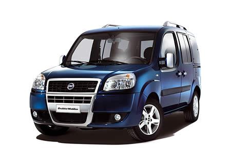 Sipariş Marka: Fiat Doblo