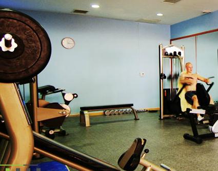 Sipariş Fitness Merkezi