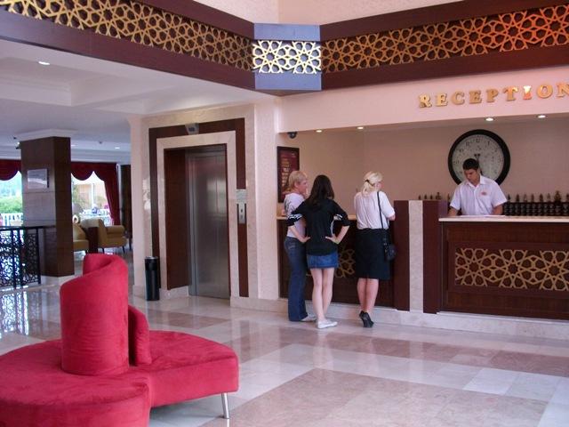 Sipariş Otel Hizmetleri