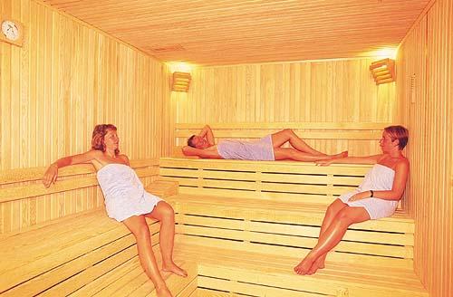 Sipariş Sauna