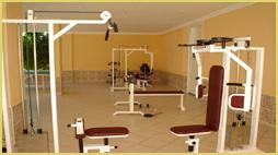 Sipariş Fitness Salonu