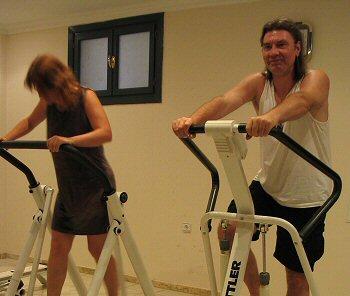 Sipariş Fitness Room