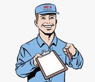 Sipariş Kuryeyle ürünlerin teslim etmesi