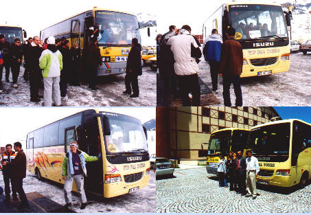 Sipariş Transfer ve Rehberlik Hizmetleri / Tur Organizasyonları