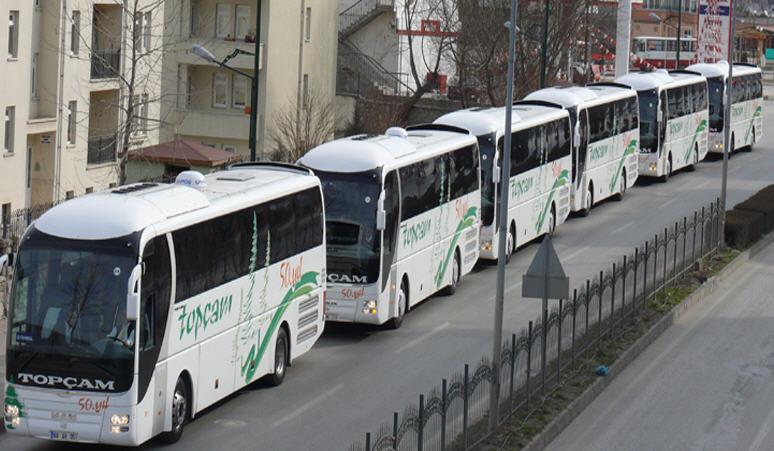 Sipariş Şehirler Arası Yolcu Taşımacılığı