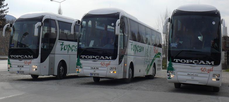 Sipariş Şehirler Arası Konforlu Yolcu Taşımacılığı Hizmeti