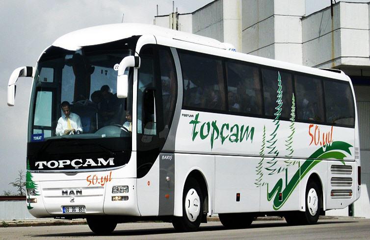 Sipariş Otobüs Biletlerinin Satışı / Yolcu Tşımacılığı